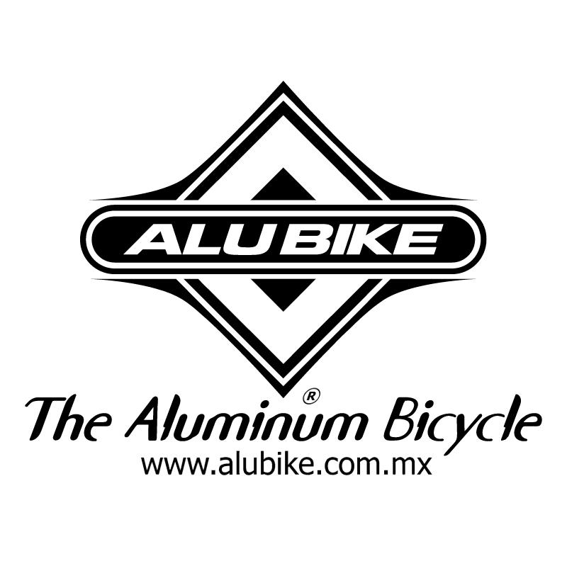 Alu Bike 64299 vector logo