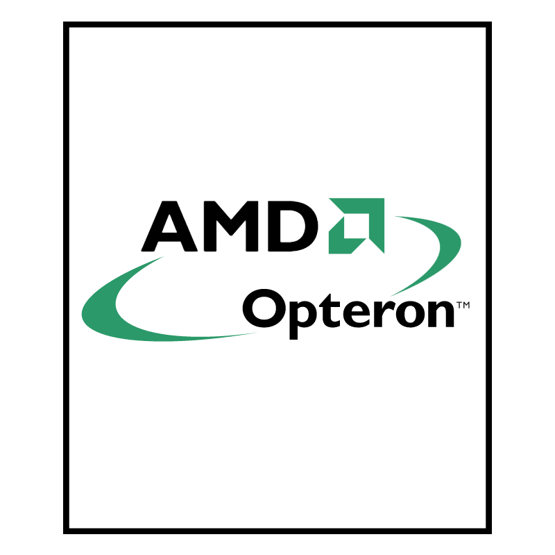 AMD Opteron 66293 vector