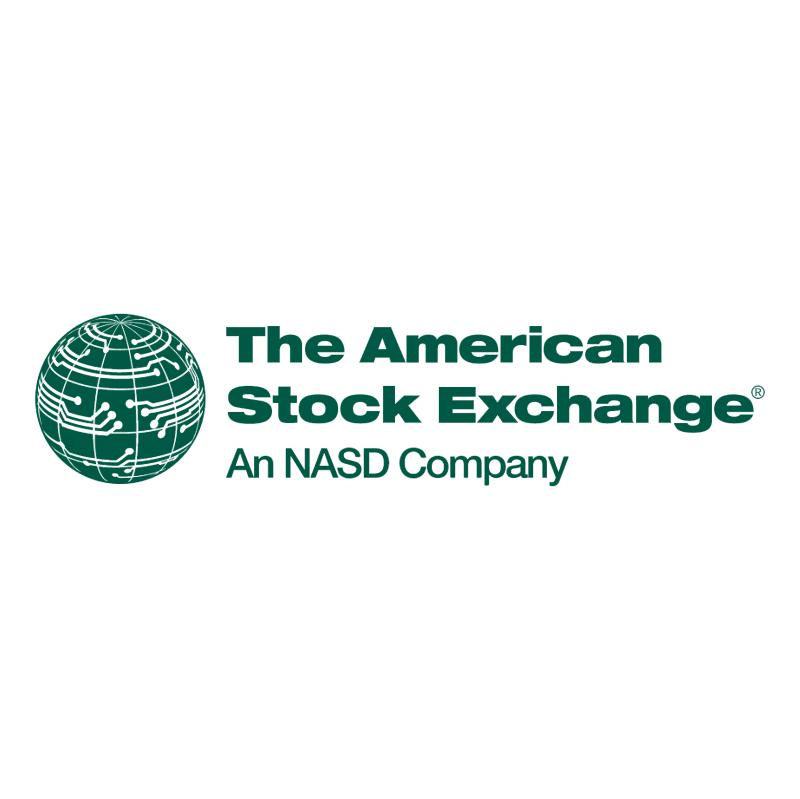 American Stock Exchange vector