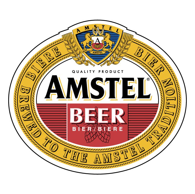 Amstel Beer vector