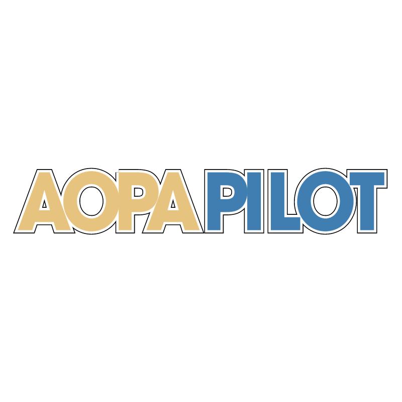Aopa Pilot vector