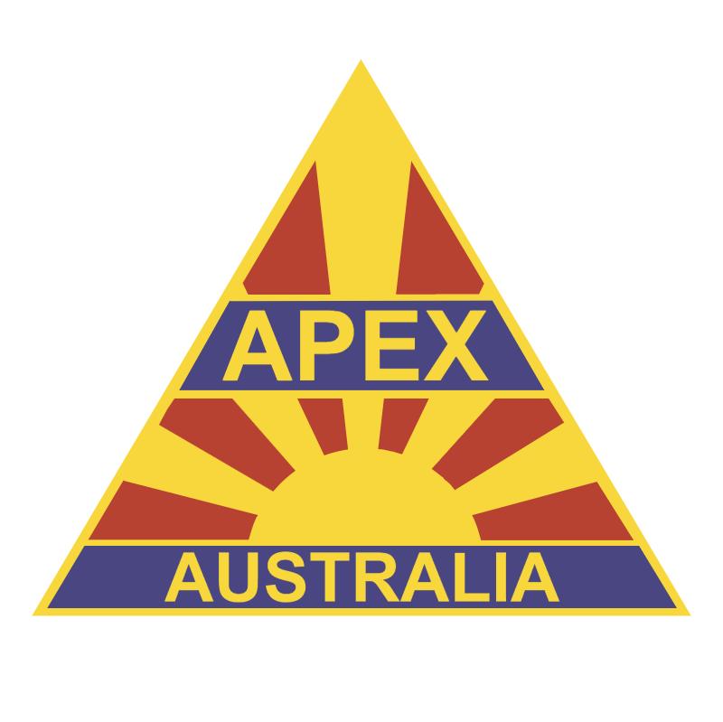 Apex Australia 86142 vector
