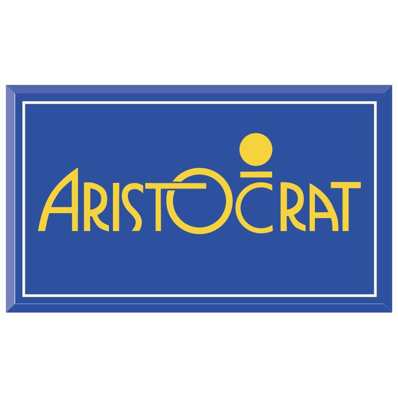 Aristocrat vector