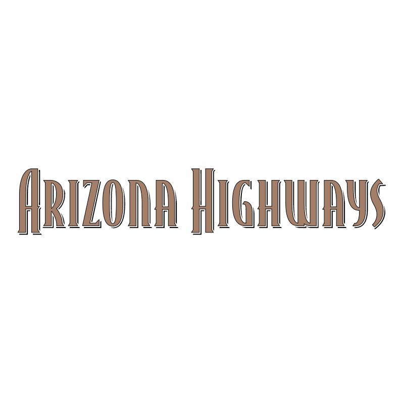Arizona Highways 69515 vector