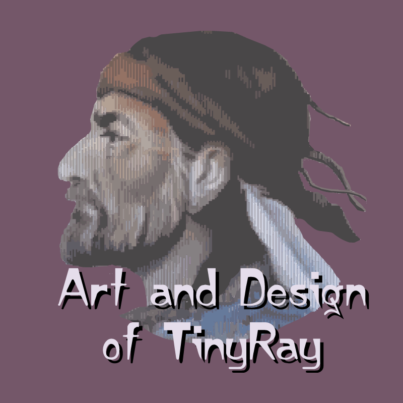 Art and Design of TinyRay 20428 vector