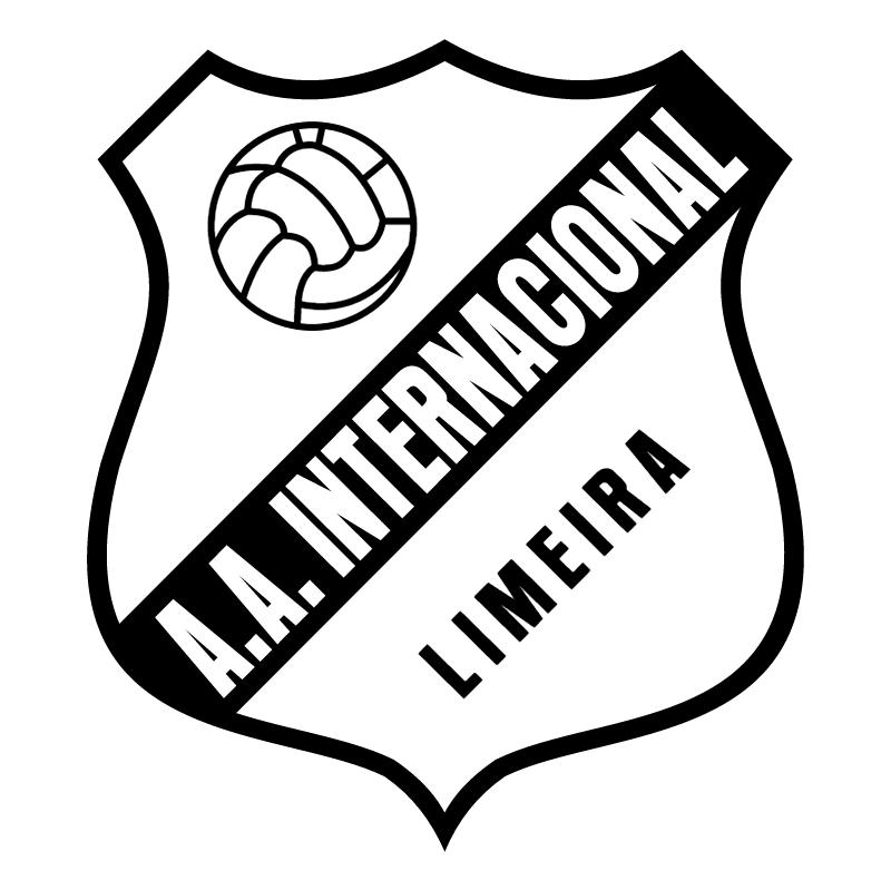 Associacao Atletica Internacional de Limeira SP vector