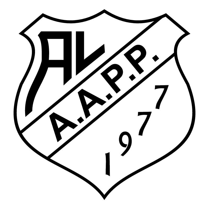 Associacao Atletica Ponte Preta de Maceio AL 76241 vector