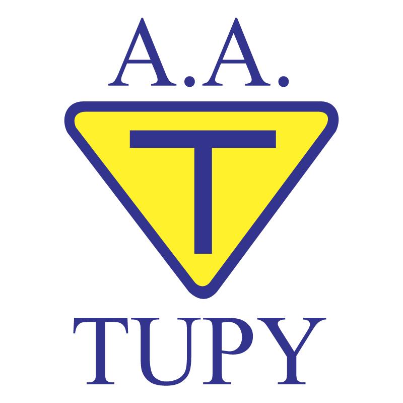 Associacao Atletica Tupy SC 76767 vector