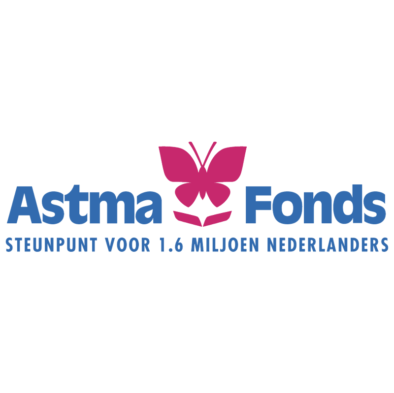 Astma Fonds 39531 vector logo