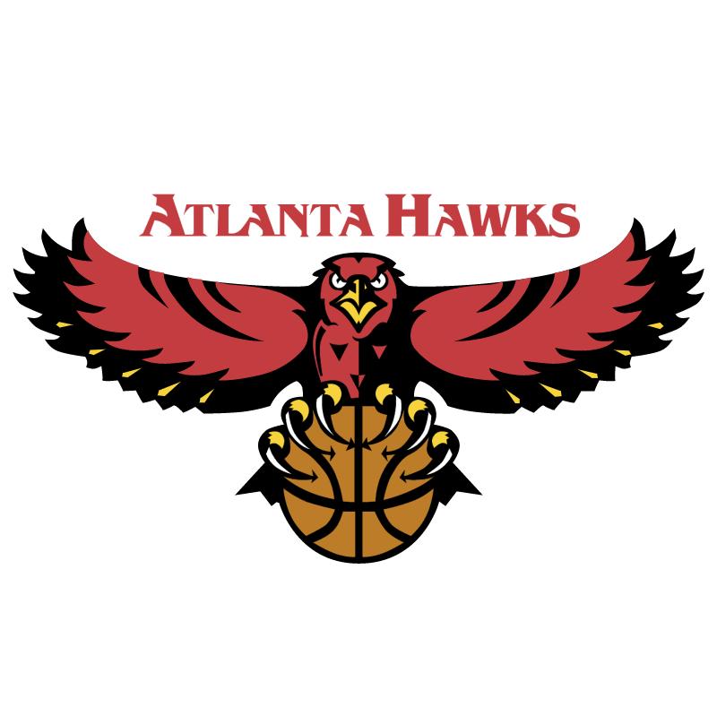 Atlanta Hawks 34228 vector