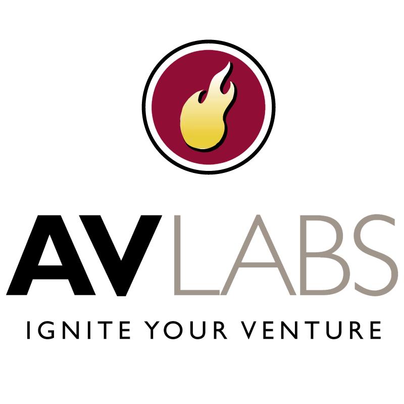AV Labs vector logo