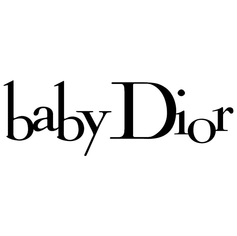 Baby Dior vector