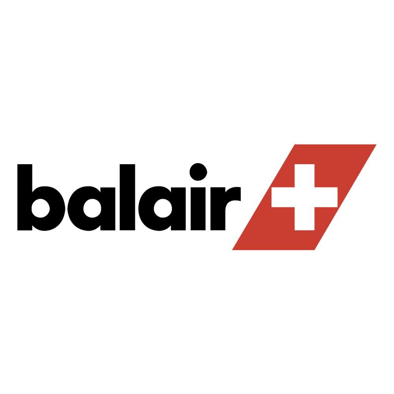 Balair 44696 vector