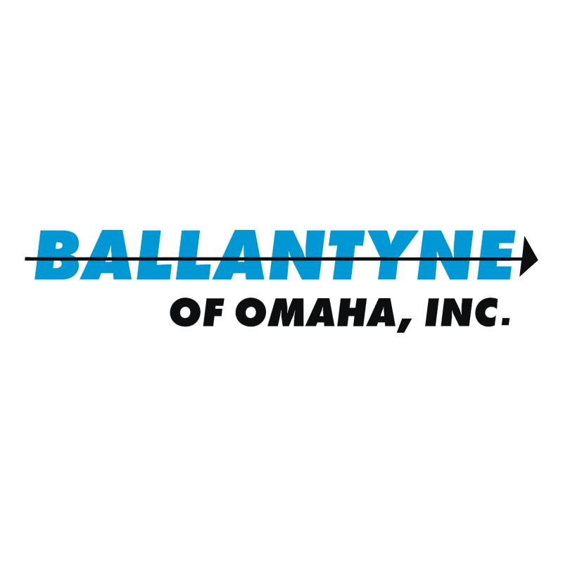 Ballantyne of Omaha 46532 vector