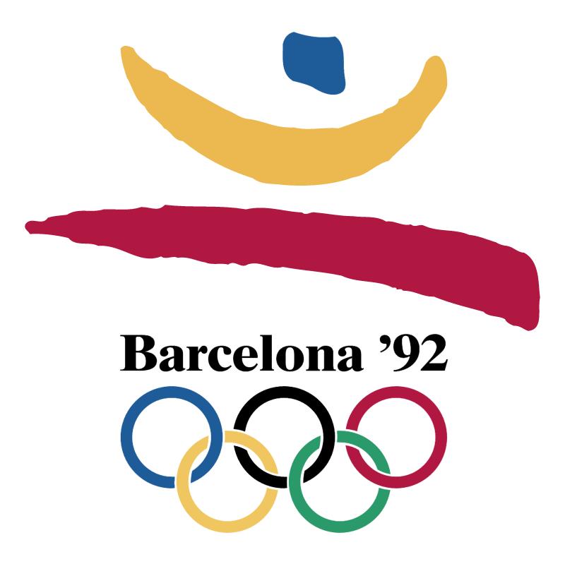 Barcelona 1992 vector