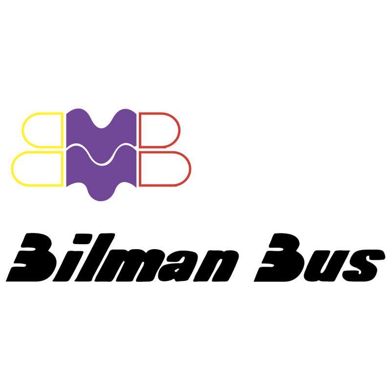 Bilman Bus 4534 vector logo