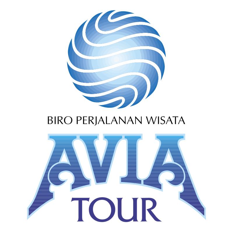 Biro Perjalanan Wisata AviaTour vector