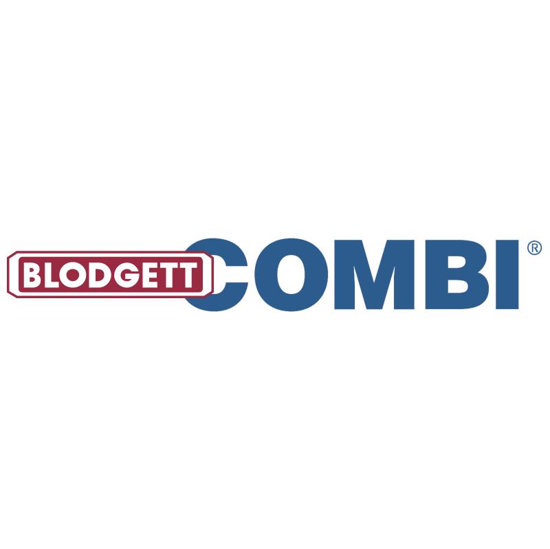 Blodgett Combi vector