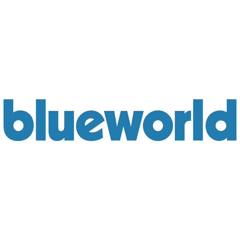 Blueworld vector