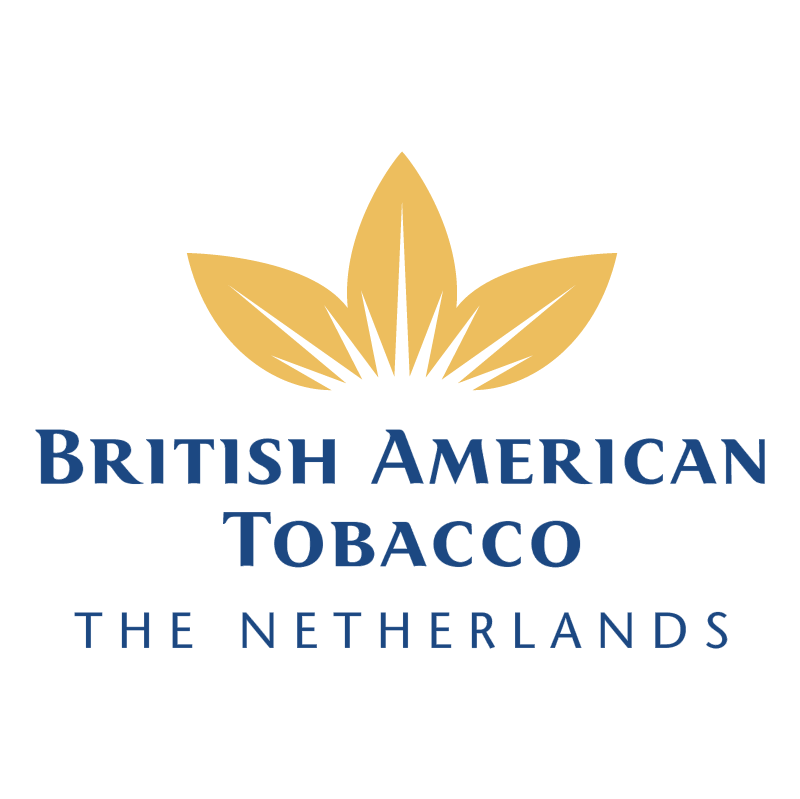 British American Tobacco The Netherlands vector logo