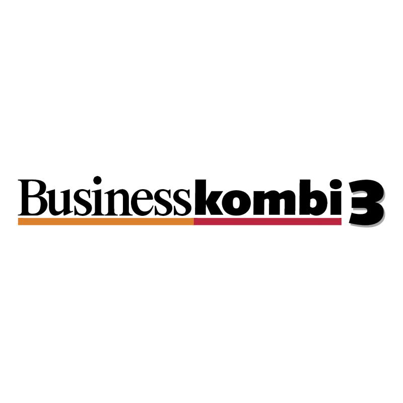 Business Kombi 3 75687 vector