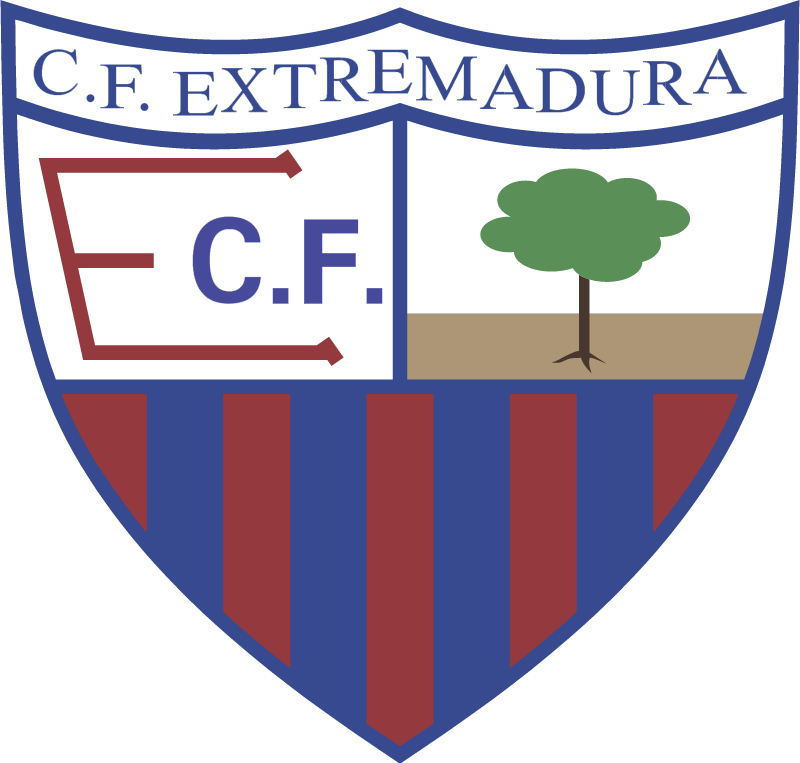 CF Extremadura vector logo