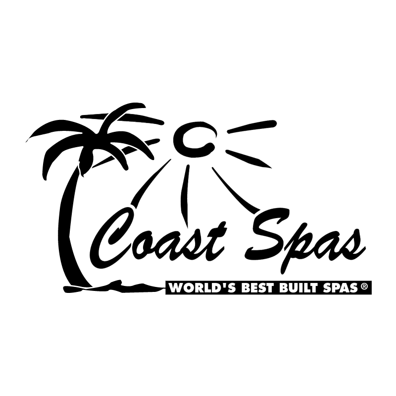 Coast Spas vector