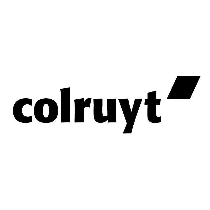 Colruyt vector logo