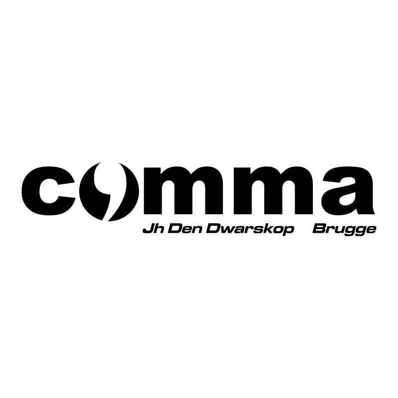 Comma vector