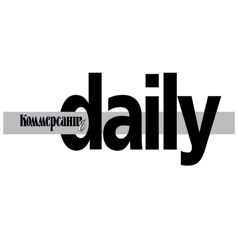 Commersant Daily 1254 vector