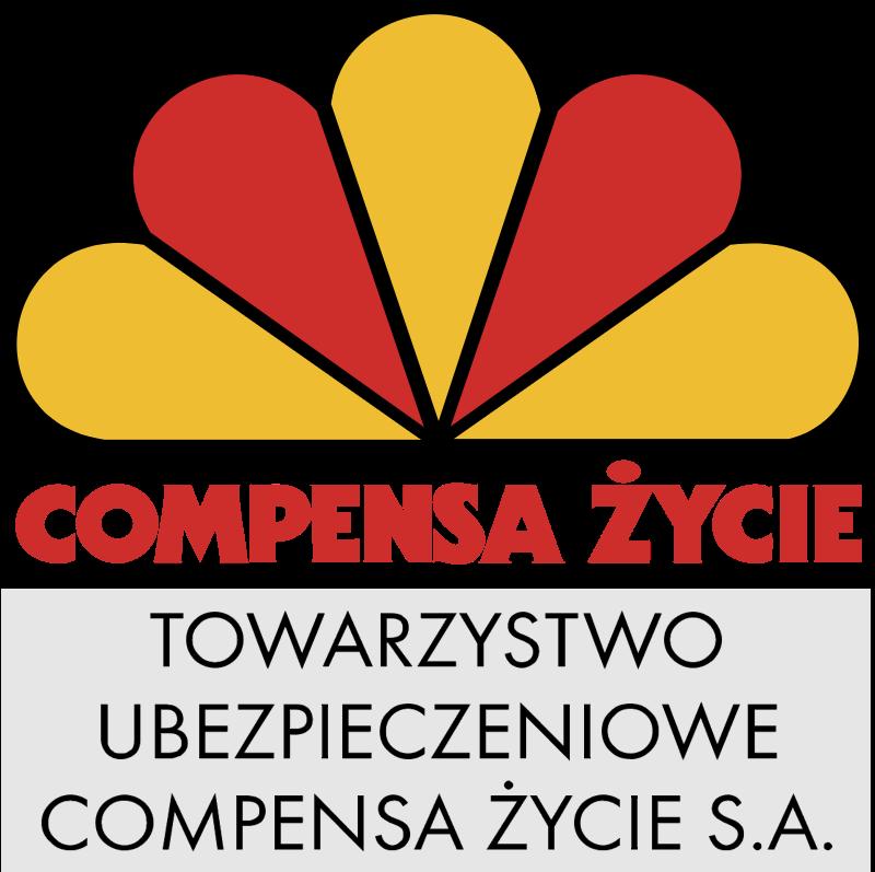 Compensa Zycie logo vector