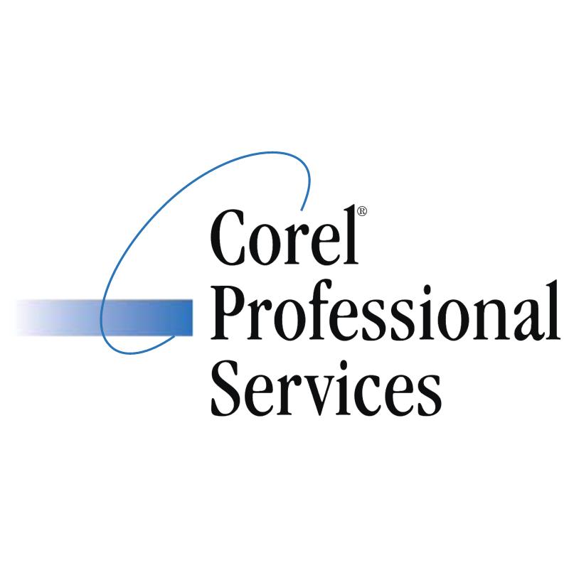 Corel Professional Services vector logo
