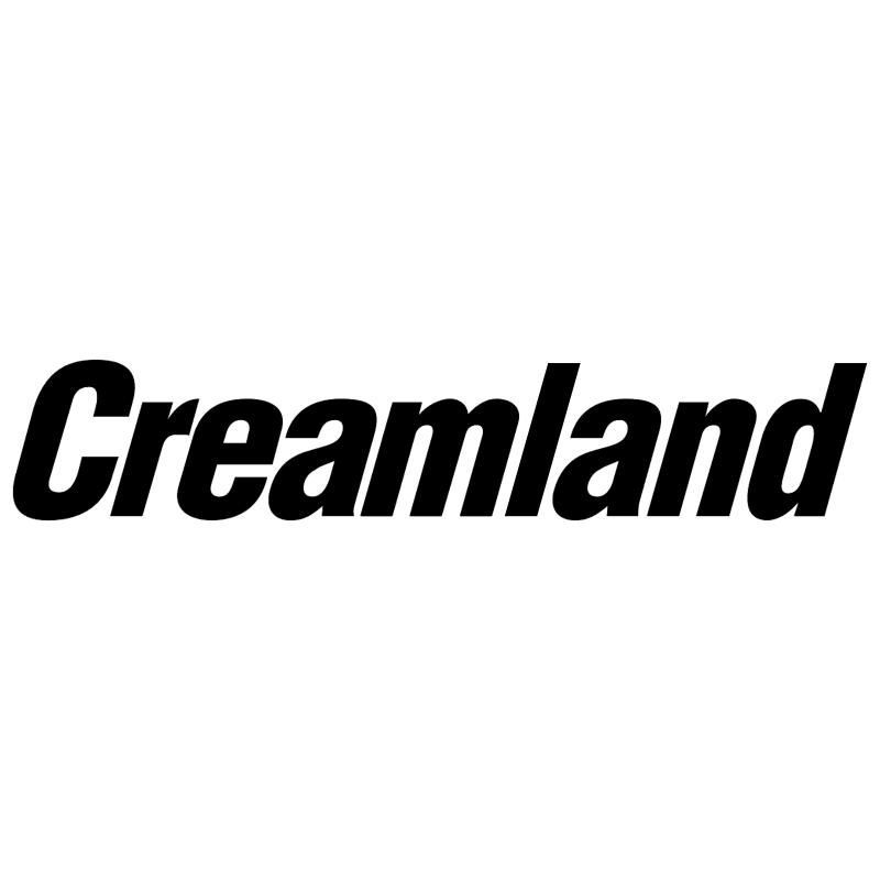 Creamland vector