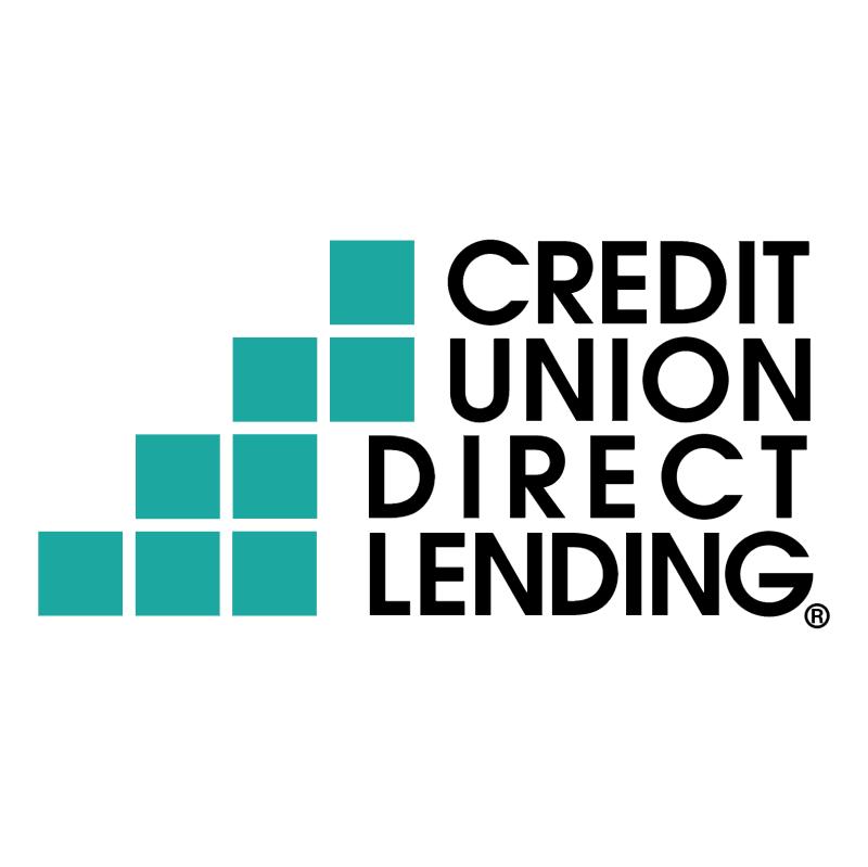 Credit Union Direct Lending vector