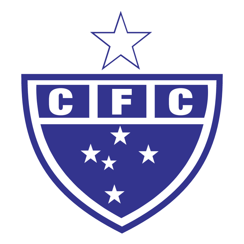 Cruzeiro Futebol Clube de Cruzeiro do Sul RS vector