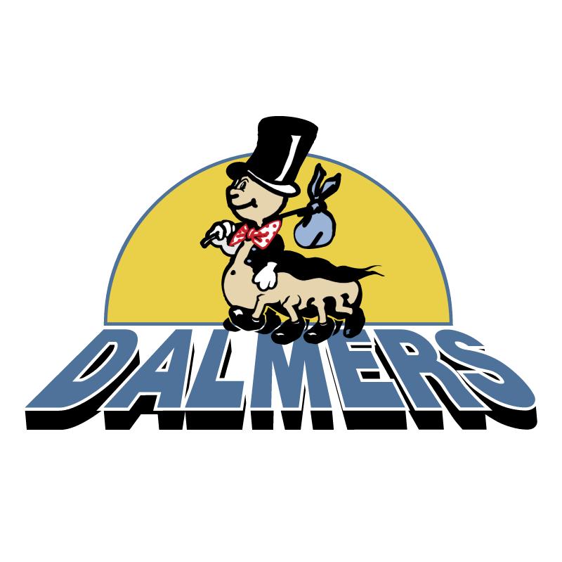 Dalmers vector logo