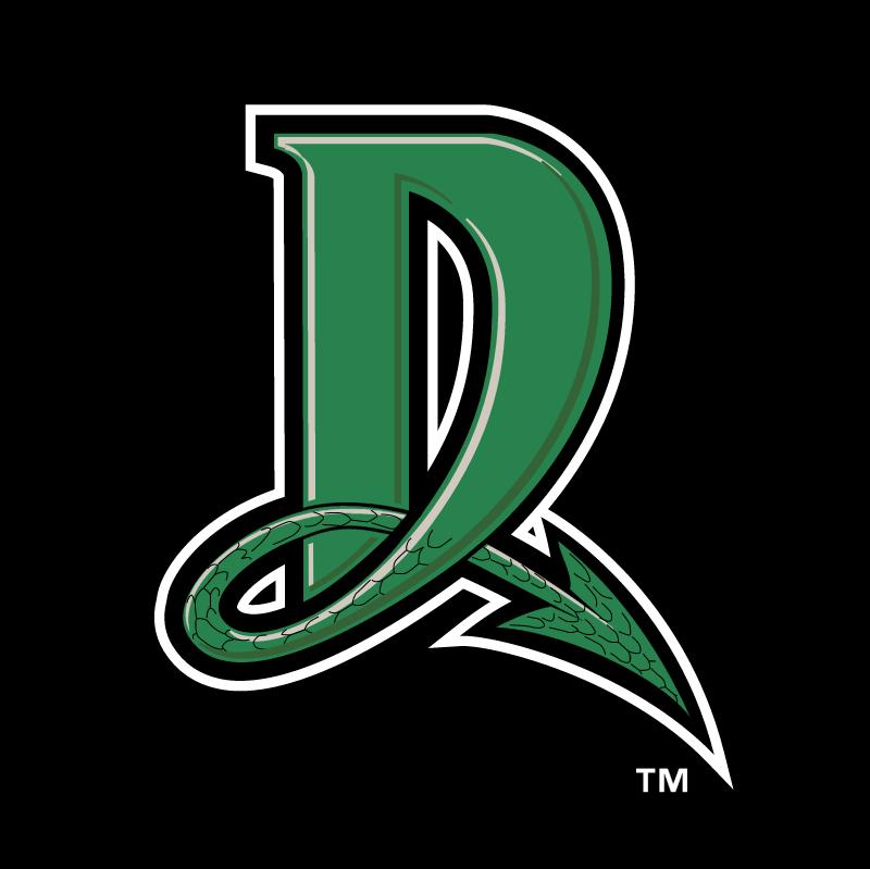 Dayton Dragons vector