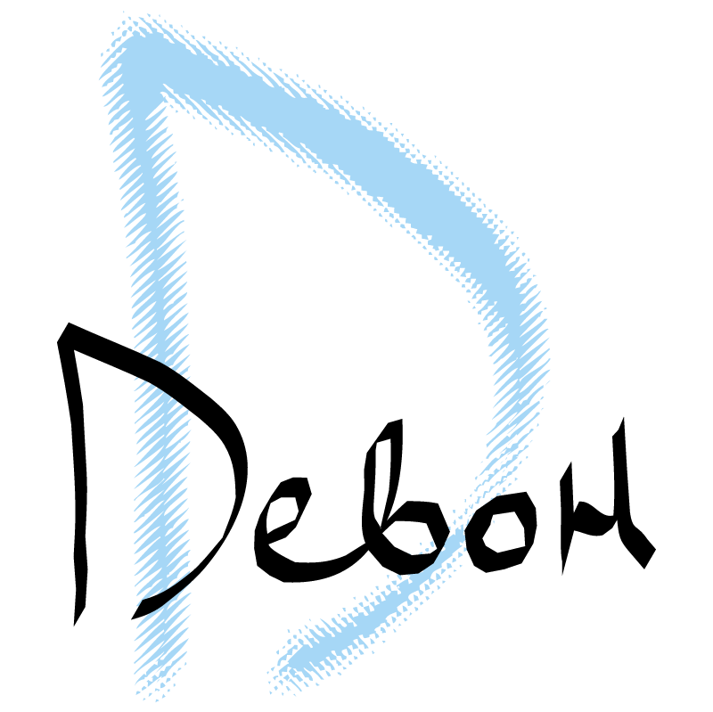 Devon vector logo