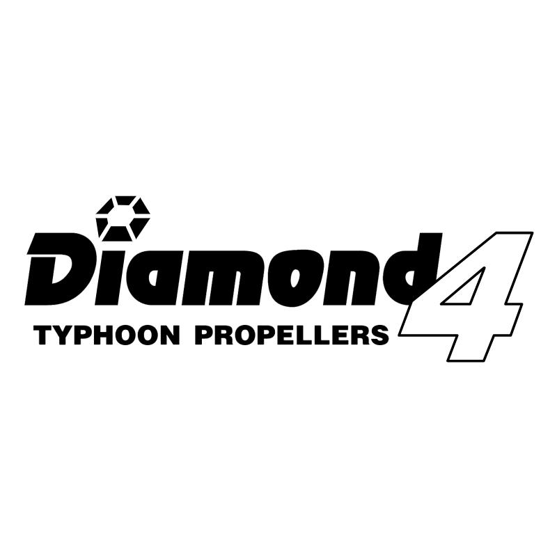 Diamond 4 vector