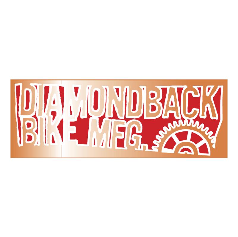 Diamondback Bike MFG vector