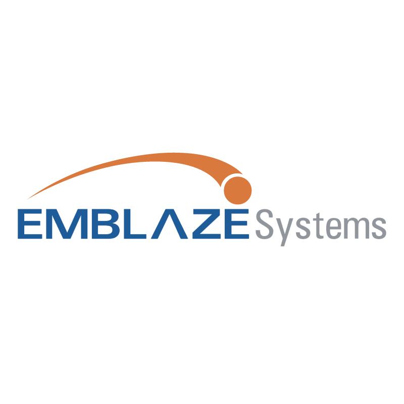 Emblaze Systems vector