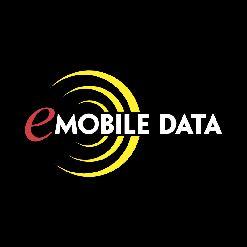 EMOBILE DATA vector