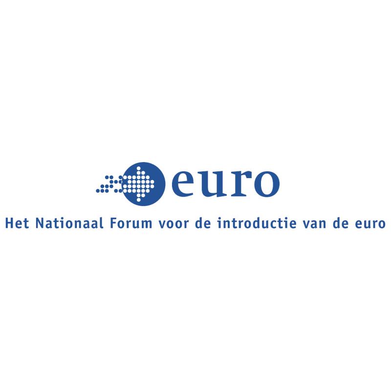 Euro Forum vector logo