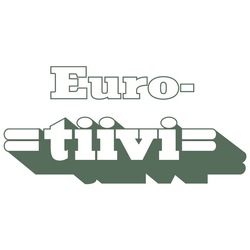 Euro Tiivi vector