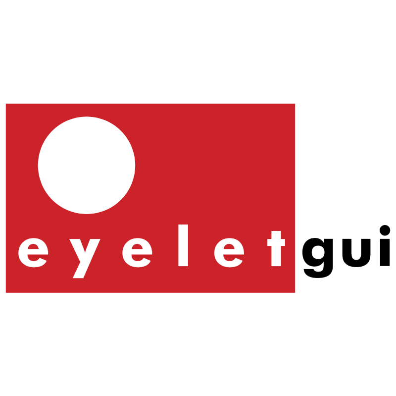 Eyelet GUI vector