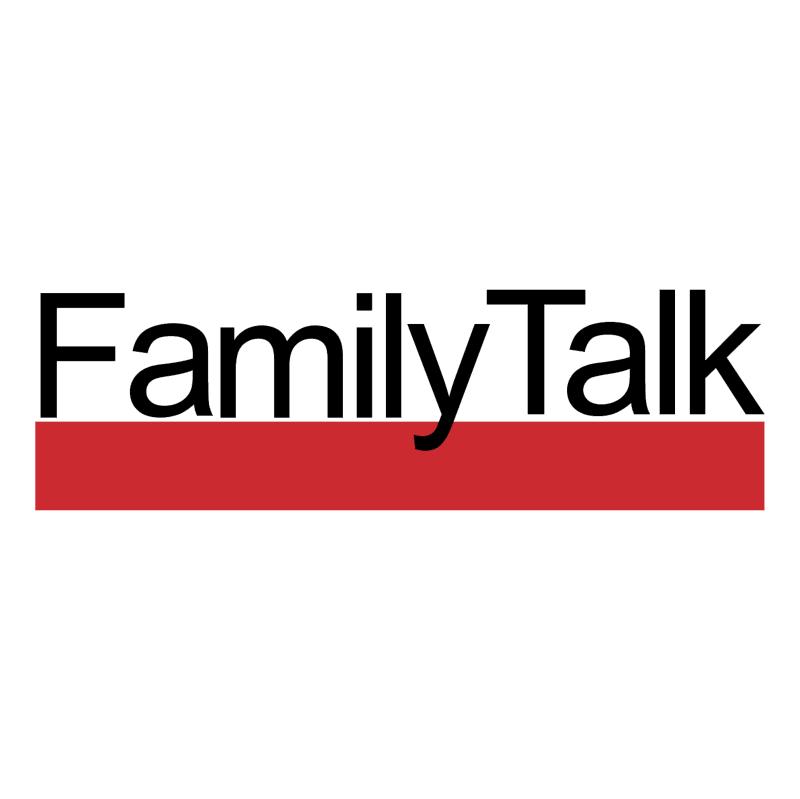 FamilyTalk vector