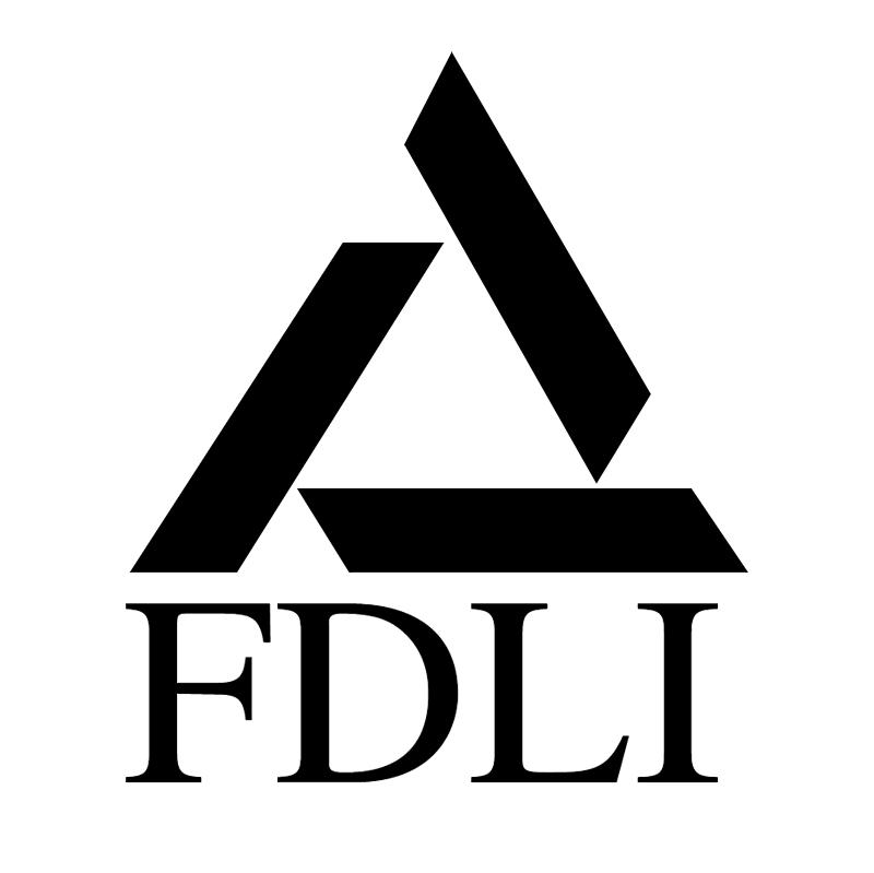 FDLI vector logo