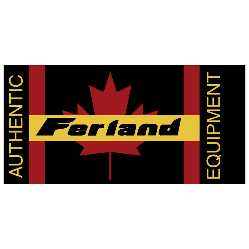 Ferland Equipement vector