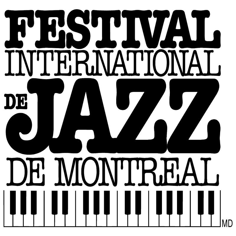 Festival International de Jazz de Montreal vector