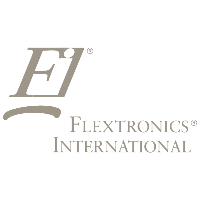 Flextronics International vector logo